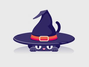 Halloween SVG Animations