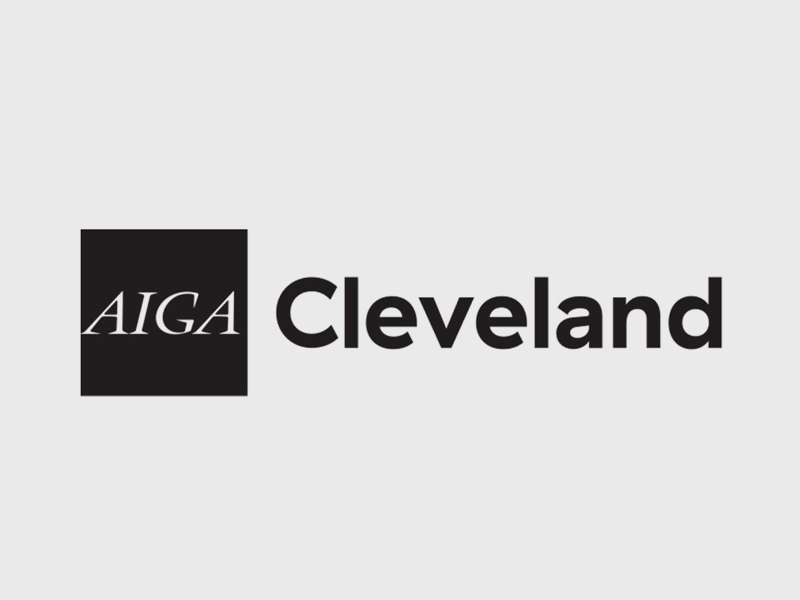 AIGA Cleveland Design 730 Award Winner